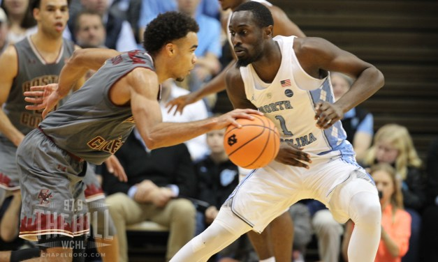 Luck of the Tar Heels: No. 20 UNC Escapes South Bend With 69-68 Victory Over Notre Dame