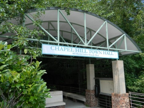 Town of Chapel Hill Investing in Energy Efficiency