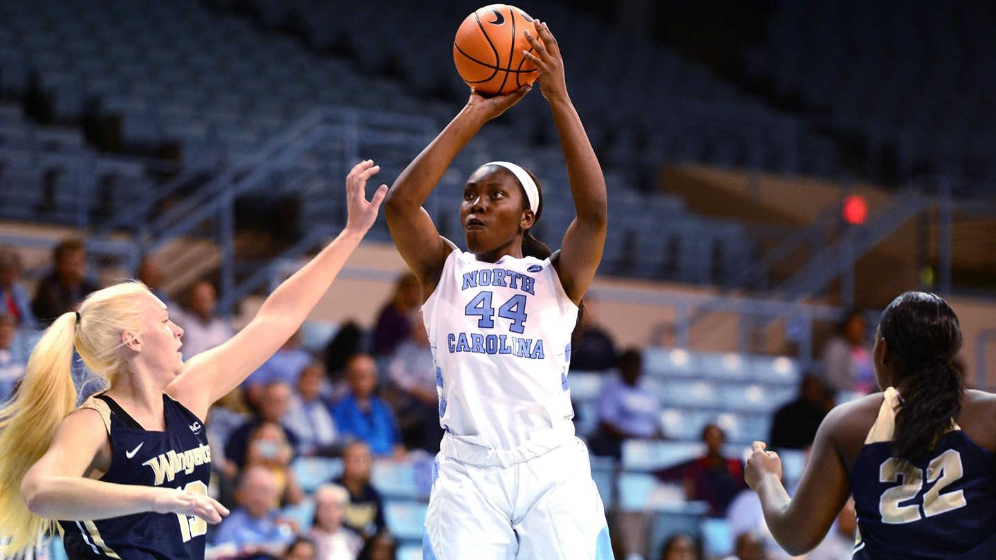 UNC edges Notre Dame for first ACC road win