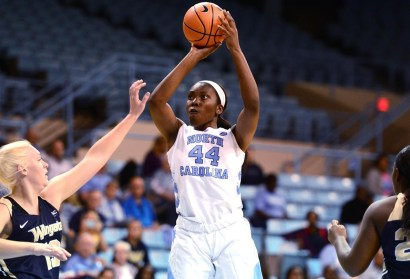 ACC Recognizes Janelle Bailey as Women's Basketball Rookie of the Week for Fifth Time