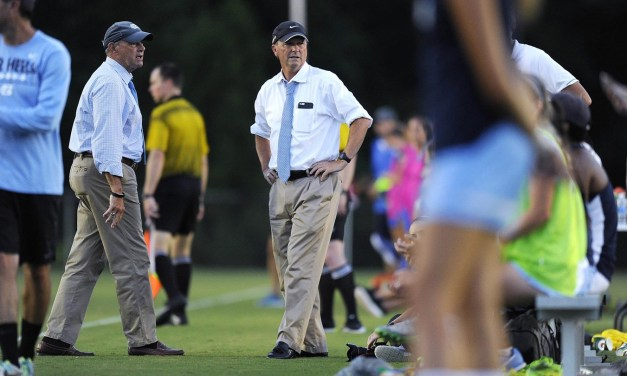 Friday Marks Anson Dorrance's Official Induction Into United Soccer Coaches Hall of Fame