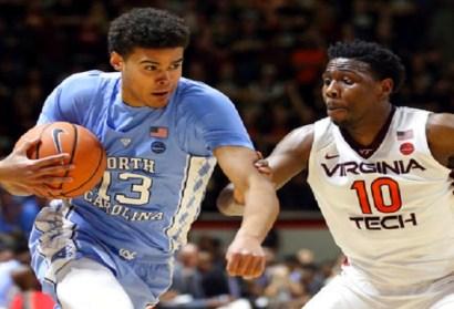 Virginia Tech Dominates No. 10 UNC in Blacksburg, Ends Tar Heels' Four-Game ACC Win Streak