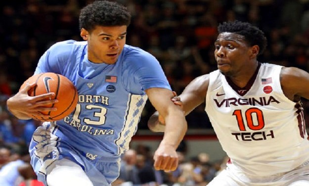 Virginia Tech Dominates No. 10 UNC in Blacksburg, Ends Tar Heels' Four-Game ACC Win Streak