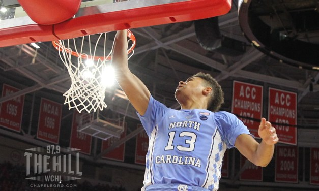 Rivalry Wins Help UNC Jump to No. 14 in AP Men's Basketball Top 25