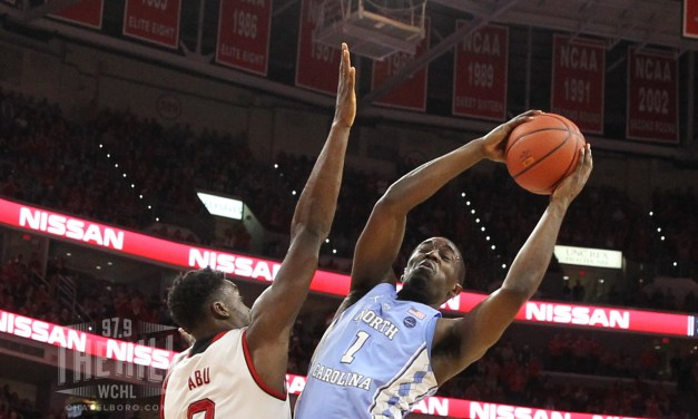 NCAA Releases Initial Top 16 Seeds for Men's Basketball Tournament, UNC Checks In as a No. 3