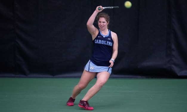 Women's Tennis: Tar Heels Cruise by Texas Tech Into ITA National Indoor Semifinals, Set Up Final Four Match vs. Duke