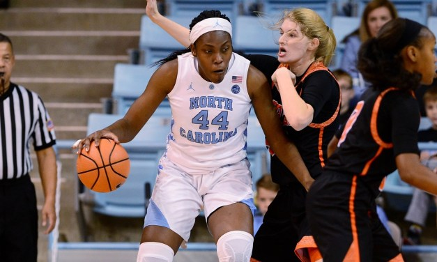 Janelle Bailey Tabbed as ACC Women's Basketball Co-Rookie of the Week