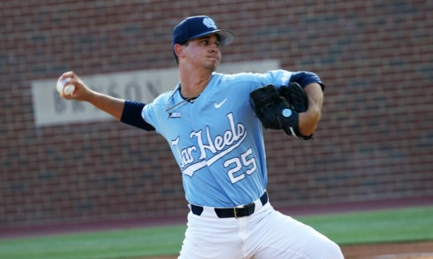 UNC Baseball Tosses Two-Hit Shutout in 10-0 Victory Over High Point