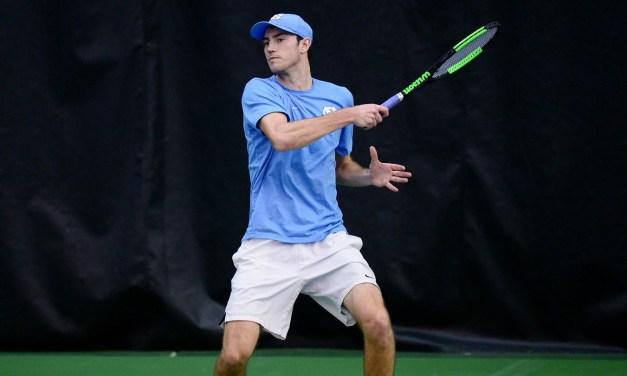 Men's Tennis: No. 6 UNC Kicks Off ACC Schedule With Win Over Virginia Tech
