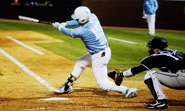 Michael Busch Stays Hot, Leads UNC Baseball Past Liberty 6-5