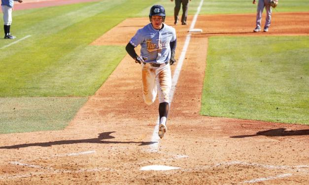 Bats Carry UNC Baseball to Impressive Series Sweep Over Liberty