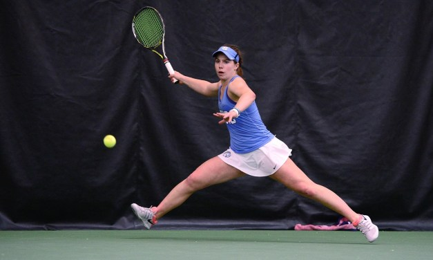Top-Ranked UNC Women's Tennis Team Dominates Syracuse
