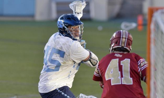 No. 5 Denver Delivers UNC Men's Lacrosse Its First Loss of 2018