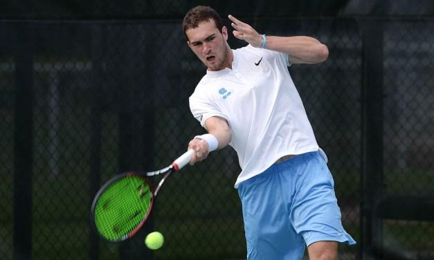 No. 8 UNC Men's Tennis Team Earns Hard-Fought Rivalry Victory Over No. 12 Duke
