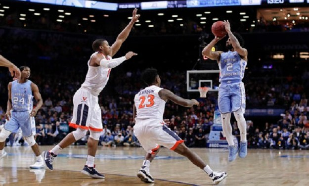 No. 1 Virginia Stifles High-Powered UNC Offense, Claims ACC Tournament Title