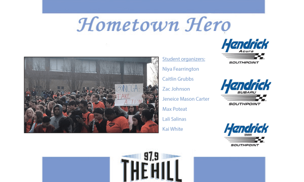 Hometown Heroes: Walkout Organizers
