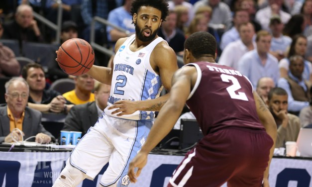 Joel Berry Named Third Team All-American by NABC