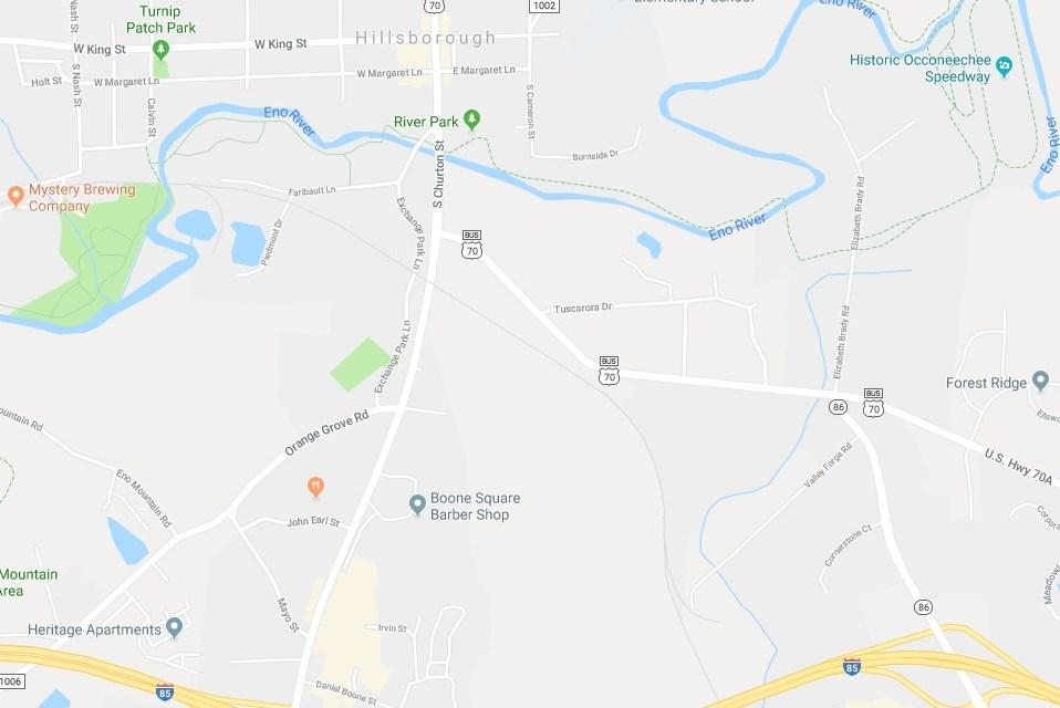 Upcoming Open House Regarding Extension of Orange Grove Road