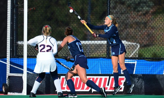 UNC Field Hockey's Feline Guenther Named a NFCHA Scholar of Distinction