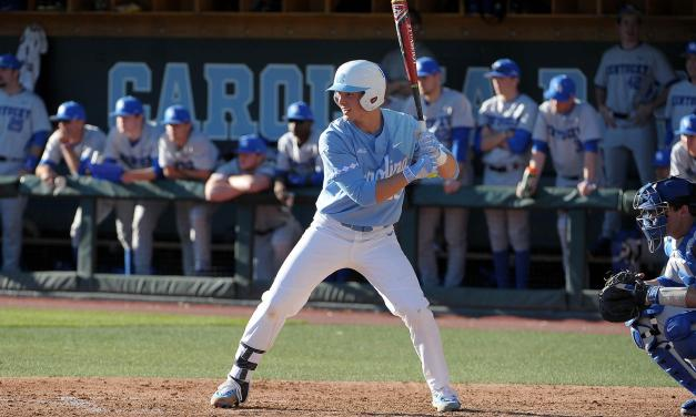 Busch Homers Twice as UNC Takes Opener of Doubleheader vs. No. 7 Florida State