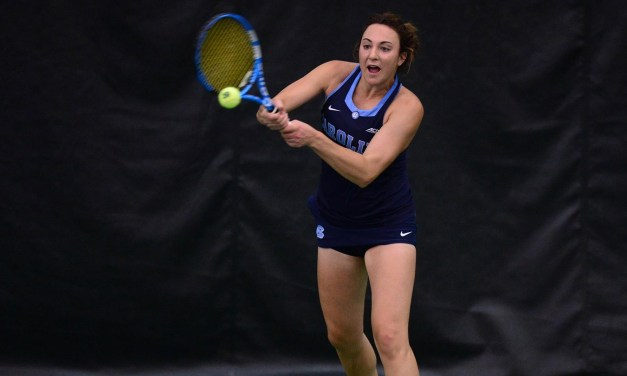 Women's Tennis: No. 6 Georgia Tech Upsets Top-Ranked Tar Heels