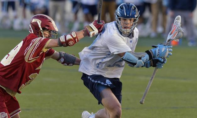 UNC Men's Lacrosse Comes Up Short in Loss to No. 5 Duke