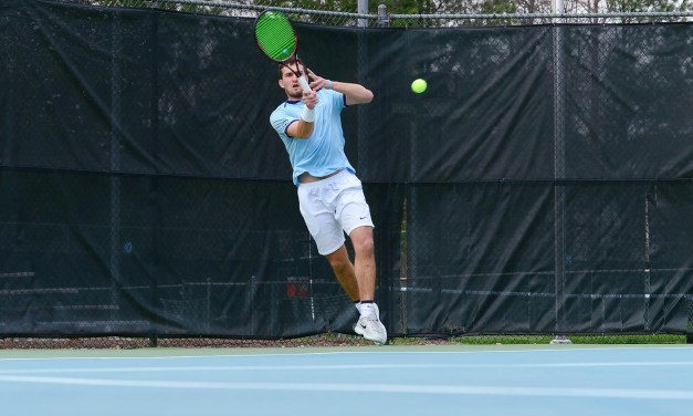 UNC Men's Tennis Easily Dispatches Louisville, Improves to 6-1 Against ACC Competition