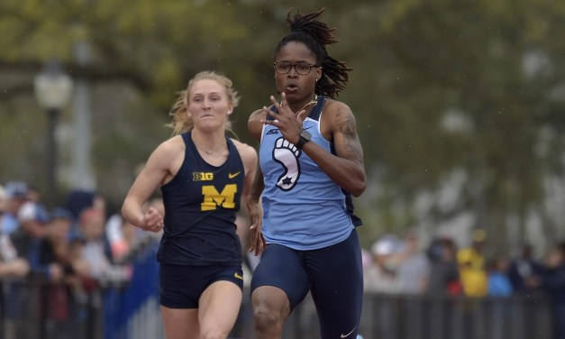 Brianna Duncan Sets New UNC Record in Women's 100-Meter Dash
