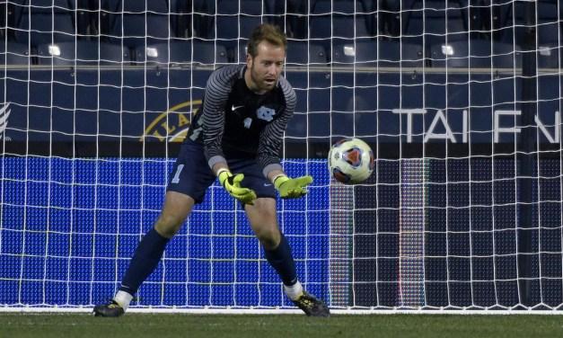 UNC Men's Soccer Defeats Virginia to Stay Unbeaten in U.S. Soccer Spring College Program