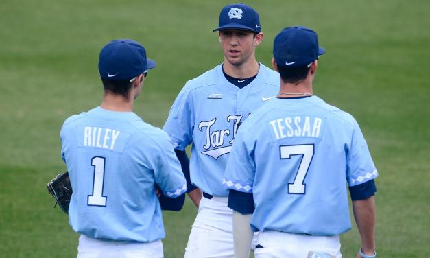 UNC Closes Regular Season at No. 5 in D1Baseball Top 25 Poll