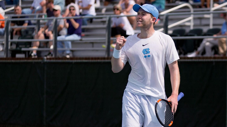 Men's Tennis: Tar Heels Roll Past Boston College ...