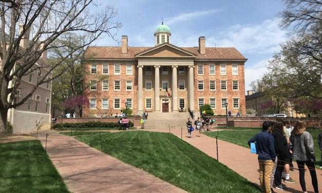 Sen. Berger Aide Auth Taking Job at UNC-Chapel Hill