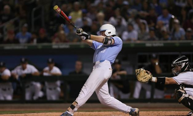 Virginia Blanks UNC Baseball in Friday's Series Opener