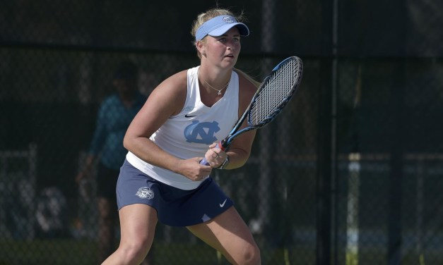 Women's Tennis: Tar Heels Remain Tied Atop ACC Standings After Dispatching Clemson on the Road