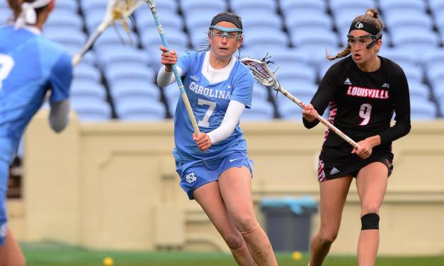 Tar Heel Women's Lax Demolishes Canisius 22-3 in Season's Final Non-Conference Game