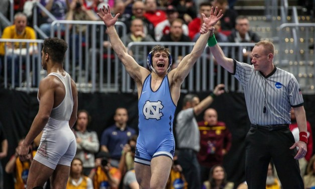 Troy Heilmann Named 2018 T.J. Jaworsky Most Valuable Wrestler