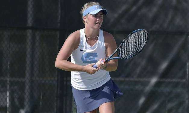 No. 4 Duke Topples No. 1 UNC in Battle for ACC Women's Tennis Supremacy