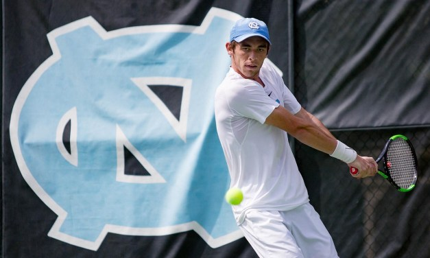 UNC Men's Tennis Earns Road Victory at No. 11 Florida State