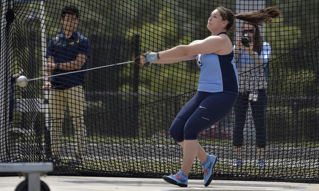 Jill Shippee Becomes Third UNC Track and Field Athlete to Break a School Record This Season