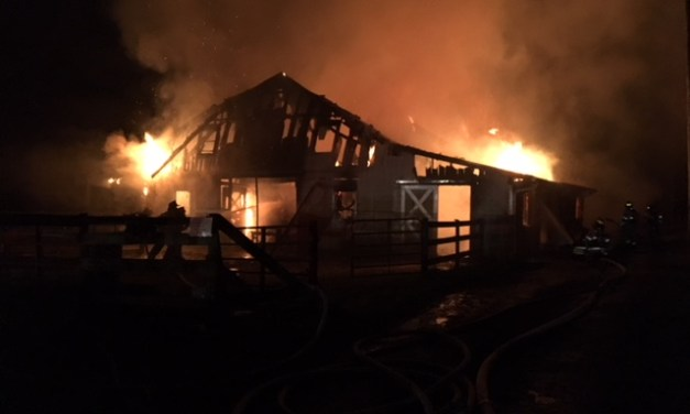 Fundraiser Started for School Displaced by Carrboro Barn Fire