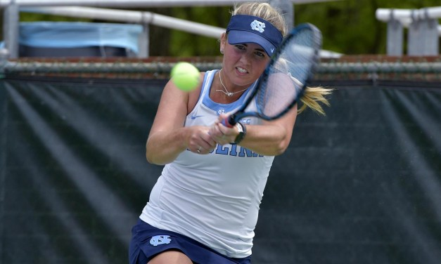 ACC Tabs Makenna Jones as Women's Tennis Co-Player of the Week