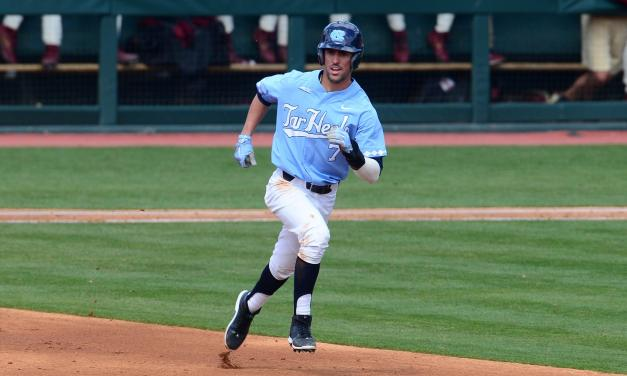 UNC Baseball Makes Quick Work of Western Carolina