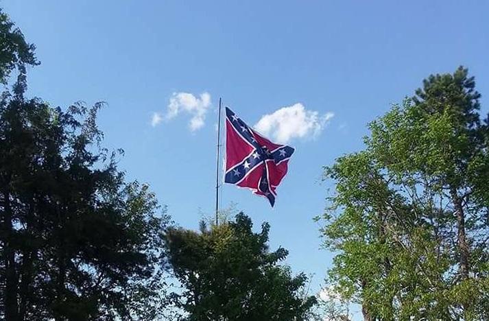Orange County Adopts Ordinance Regulating Flag Size
