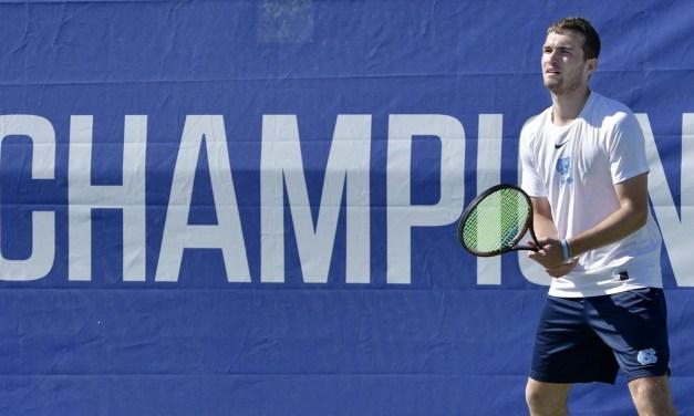 Men's Tennis: Three UNC Players Earn Spots in NCAA Singles, Doubles Tournaments