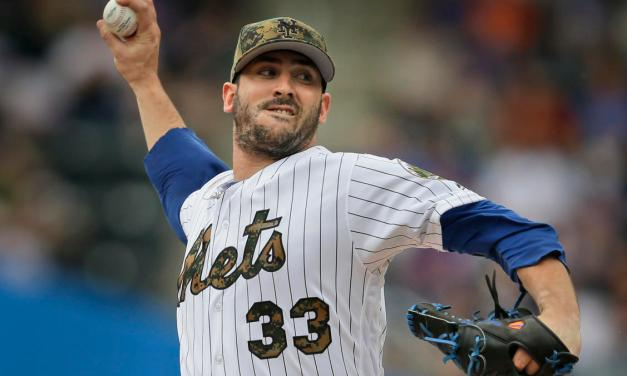 Matt Harvey Traded From New York Mets to Cincinnati Reds