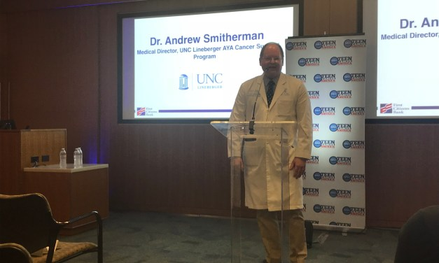 UNC Lineberger Announces Plans to Expand Teen Cancer Care