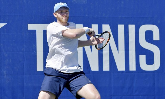 UNC Breezes Past Tennessee In NCAA Tournament Second Round Match