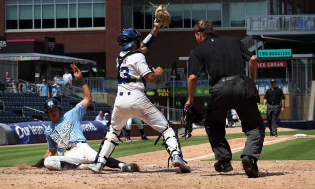 UNC Baseball Falls on the Road at UNCW