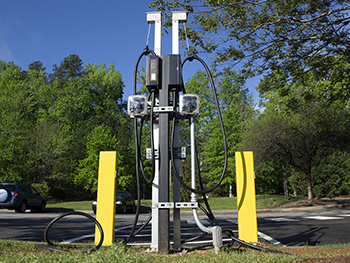 Chapel Hill Installs Two New EV Charging Stations