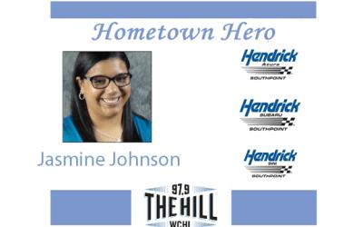 Hometown Hero: Jasmine Johnson